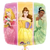 "Disney Princess Dream Big Square 18"" Foil Balloon"