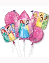 Disney Princess Dream Big Foil Balloon Bouquet