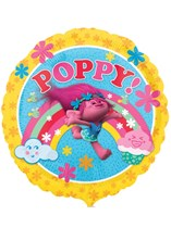 "Trolls Poppy 18"" Foil Balloon"