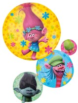 "Trolls 28"" Supershape Foil Balloon"