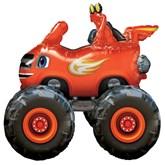 Blaze & The Monster Machines Airwalker Foil Balloon