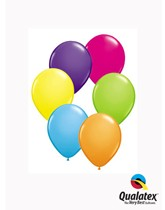 """5"""" Tropical Asst'd Latex Balloons 100pk"""