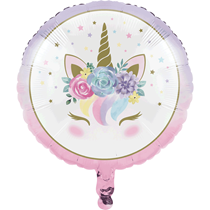 "Pastel Unicorn Baby 18"" Foil Balloon"