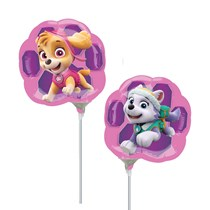 Paw Patrol Skye Everest Mini Shape Foil Balloon (air fill)