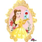 "Beauty and The Beast 31"" Supershape Foil Balloon"
