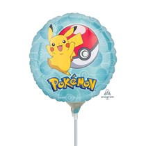 Pokemon Mini Shape Foil Balloon (air fill)