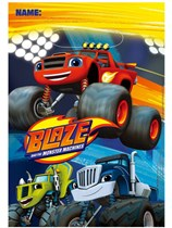 Blaze & The Monster Machines Party Bags 8pk