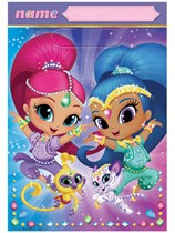 Shimmer & Shine Party Bags 8pk