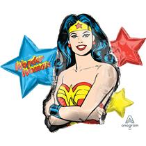 """DC's Wonder Women 33"""" Foil Balloon"""