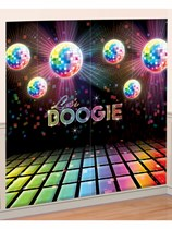 70s Disco Wall Decorating Kit