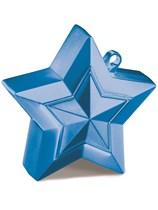 Sapphire Blue 5oz Star Balloon Weight