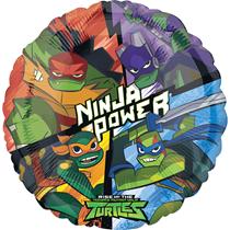 """Teenage Mutant Ninja Turtles 18"""" Foil Balloon"""