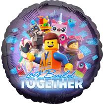 """Lego Movie 18"""" Foil Balloon"""