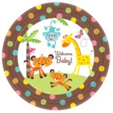 Fisher Price Paper Plates 8pk
