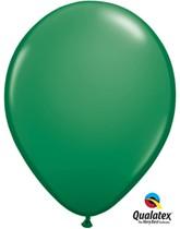 "11"" Green Latex Balloons - 25pk"