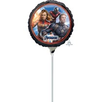 Marvel Avengers Mini Shape Foil Balloon (air fill)