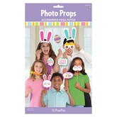 Easter Photo Booth Props 13pce