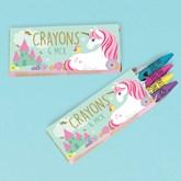 Magical Unicorn Crayons 12pk