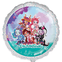"Enchantimals Party 18"" Foil Balloons"