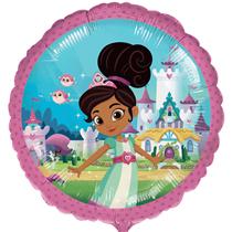 """Nella The Princess Knight 18"""" Foil Balloon"""
