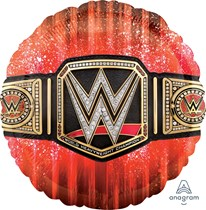 WWE Heavyweight belt 18 inch foil balloon