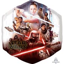 "Star Wars Episode 9 23"" Foil Supershape Balloon"