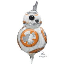 Star Wars Episode 9 Mini Air Fill Foil Balloon