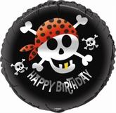 "Pirate Fun 18"" Foil Balloon"