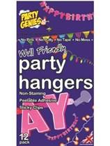 Party Hangers 12pk