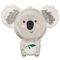 "Koala 28"" Supershape Foil Balloon"