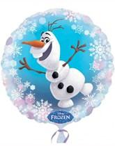 """Frozen Olaf Foil Balloon 18"""""""