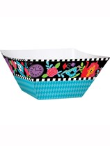 Mad Tea Party Paper Bowls 3pk