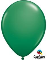 "11"" Green Latex Balloons 100pk"