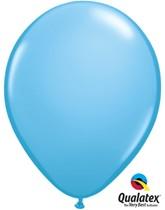 "11"" Pale Blue Latex Balloons 100pk"