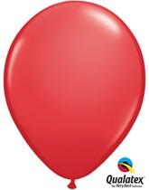 "11"" Red Latex Balloons 100pk"