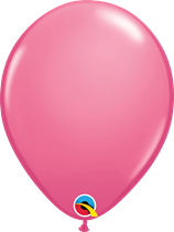 Qualatex Rose 16 Inch Latex Balloons 50 Pack