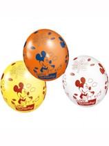 Mickey Mouse Happy Birthday Balloons 5pk