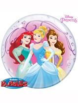 """Disney Princess 22"""" Bubble Balloon"""