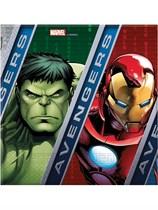 Marvel Avengers Luncheon Napkins 20pk