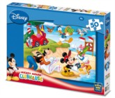 Mickey Mouse and Friends Jigsaw Puzzle