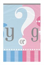 Boy or Girl Baby Shower Tablecover