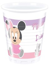 Disney Baby Minnie Plastic Cups 8pk