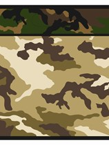 Military Camouflage Party Bags 8pk