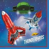 Thunderbirds Luncheon Napkins 16pk
