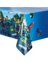 Thunderbirds Rectangular Plastic Tablecover