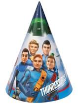 Thunderbirds Party Hats 8pk