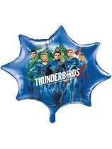 """Thunderbirds Are Go 28"""" Supershape Foil Balloon"""