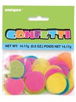Colourful Paper Confetti 14g