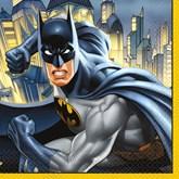 Batman Lunch Napkins 16pk