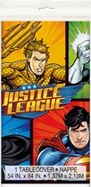 Justice League Plastic Rectangular Tablecover